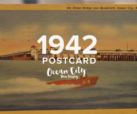 OCNJ Postcard History 1942
