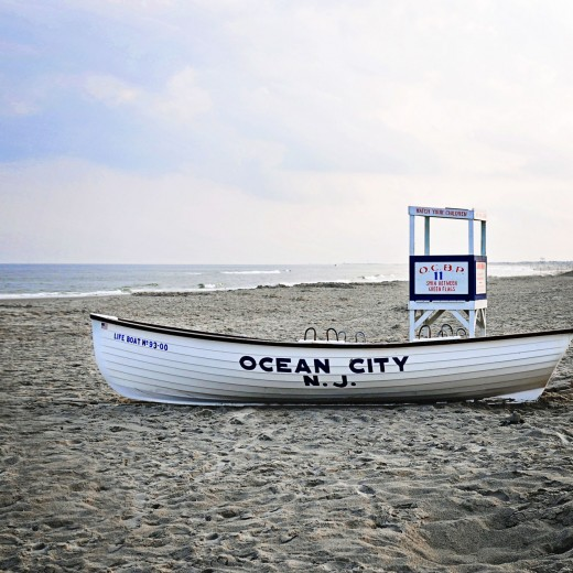 Ocean City NJ Best Beach