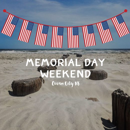 Memorial Day Weekend Ocean City NJ