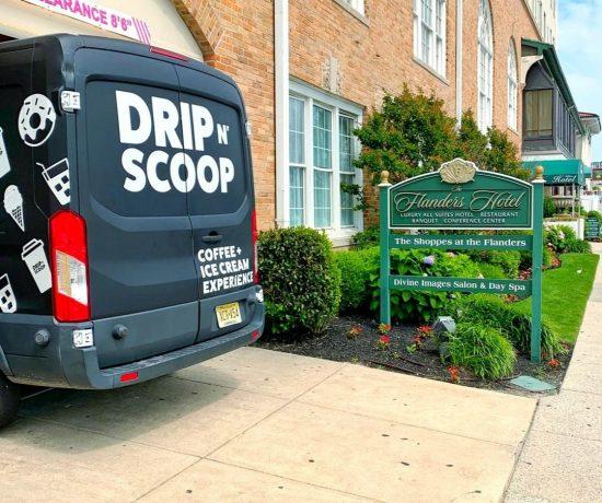 Drip N Scoop Flanders Hotel